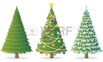 10325079-cartoon-illustration-of-christmas-tree-in-3-different-situations--no-transparency-used-basic-linear-